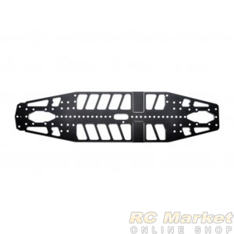 SERPENT 401950 Chassis 2mm 7075T6 Soft X20'21
