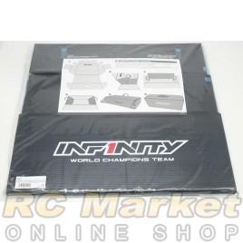 INFINITY A003L Plastic Cardboard Box Large