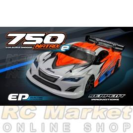 SERPENT 804013 Natrix 750e 4wd 1/10 EP (Pre-order) (Free Air Parcel)