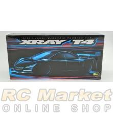 XRAY 300028 T4'21 Spec 1/10 Luxury Electric TC Graphite Edition