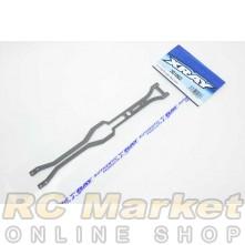 XRAY 301062 T4'21 Graphite Upper Deck 2.0mm