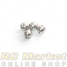 SERPENT 1647 Steel Balls 6mm (4)