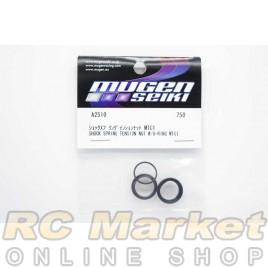 MUGEN SEIKI A2510 MTC1 Shock Spring Tension Nut W/O-Ring