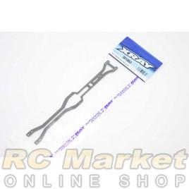 XRAY 301063 T4'21 Graphite Upper Deck 1.6mm
