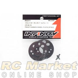 INFINITY R0311 IF18-2 Front Carbon Wheel Plate
