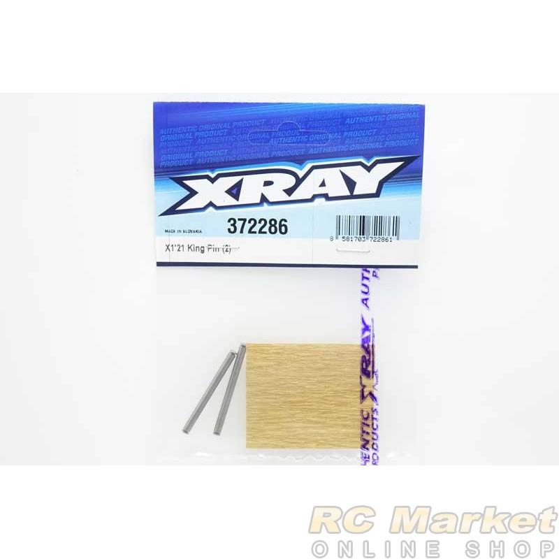 XRAY 372286 X1'21 King Pin (2)