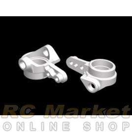 SERPENT 601162 Steeringblock Magnesium L+R SRX8