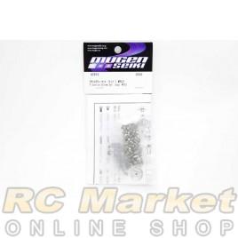 MUGEN SEIKI A2815 MTC2 Titanium Screw Set (Top)