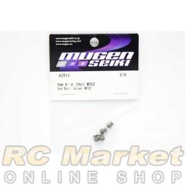 MUGEN SEIKI A2813 MTC2 5mm Ball (Aluminum)