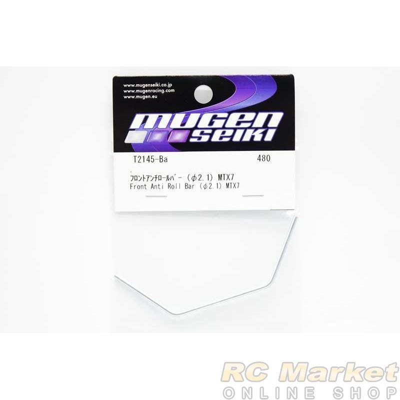 MUGEN SEIKI T2145-Ba MTX7 Front Anti-Roll Bar 2.1mm