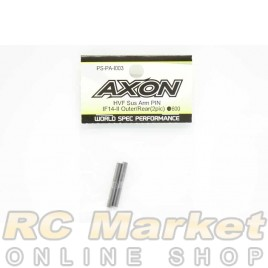 AXON PS-PA-I003 HVF Sus Arm Pin IF14-II Outer/Rear (2pic)