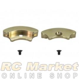 SERPENT 903787 Upright Weight Brass (2) S989
