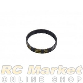 SERPENT 904193 Belt Rear 100S3M201 Low Friction