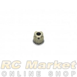 SERPENT 904195 Pulley 20T 2sp Center Wide S989E