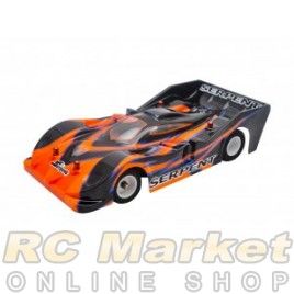 SERPENT 420002 S240 40th Anniversary RTR (Free Shipping)