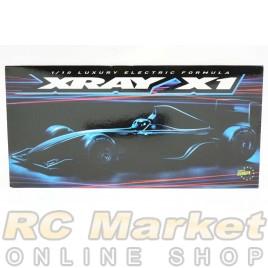 XRAY 370706 X1'21 - Luxury 1/10 Formula w/Body