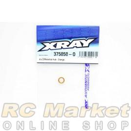 XRAY 375050-O Alu Diff Hub - Orange