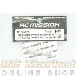 RC MISSION MI-HCDB-IF Hard Coated Universal Dogbone for IF14 (1pc)