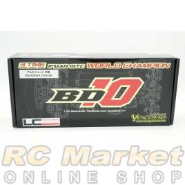 YOKOMO MRTC-BD10LCA Competition Touring Car (Aluminum)