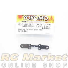 YOKOMO B10-017LC Graphite Front Shock Tower for BD-10LC
