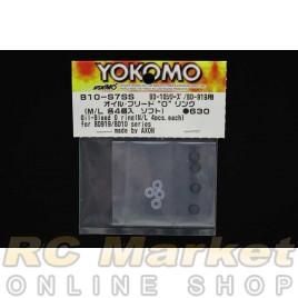 YOKOMO B10-S7SS Oil Bleed O-Ring (M/L 4 pcs each) for BD919/BD10 Series