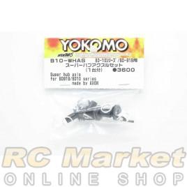 YOKOMO B10-WHAS Super Hub Axle for BD919/BD10 Series