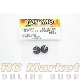 YOKOMO B10-S3S Short Spring Cup for SLF Short Shock II BD9/10