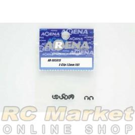 ARENA 965015 E-Clip 1.5mm (10)
