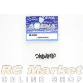ARENA 965025 E-Clip 2.5mm (10)