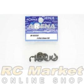 ARENA 965050 E-Clip 5.0mm (10)