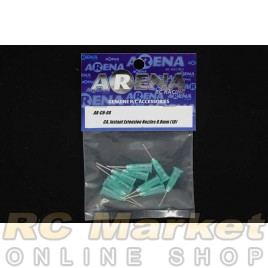 ARENA CH-08 CA. Instant Extension Nozzles 0.8mm (10)