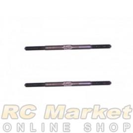SERPENT 500162 Track Rod M3x50 (2) SRX2
