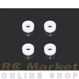 SERPENT 500177 Shock Cartridge Spacer (4) SRX2