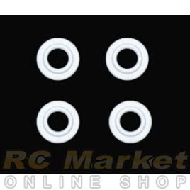 SERPENT 500178 Shock Cartridge Spacer Stepped (4) SRX2