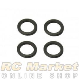 SERPENT 500179 Shock Top Gasket (4) SRX2