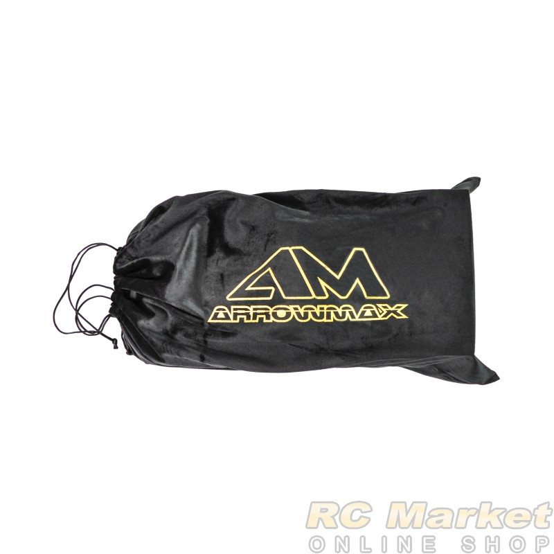 ARROWMAX 199619 Rugsack Bag For 1/10 On-Road 10 Years Anniversary Limited Edition