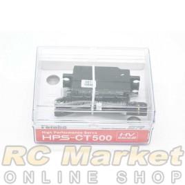 FUTABA HPS-CT500 High Performance Brushless HV S.BUS2 Low Profile Servo