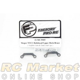 FACTORY PRO O-MCP005 Mugen MTC2 Bulkhead/Upper Deck Brace