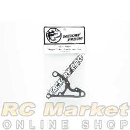 FACTORY PRO O-MCP006F Mugen MTC2 Lower Sus. Arm - Front, 1pc