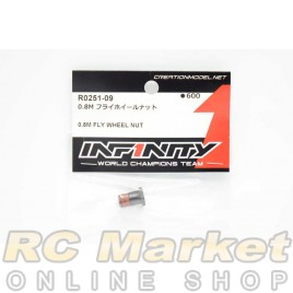 INFINITY R0251-09 IF18-2 0.8M Fly Wheel Nut