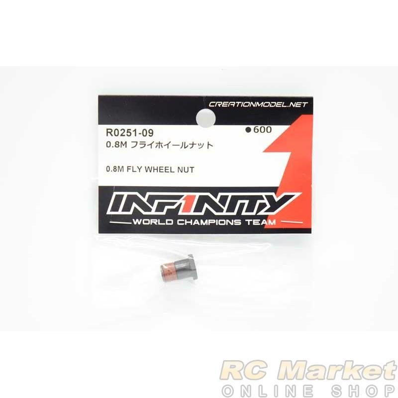 INFINITY R0251-09 IF18-2 0.8M Fly Wheel Nut