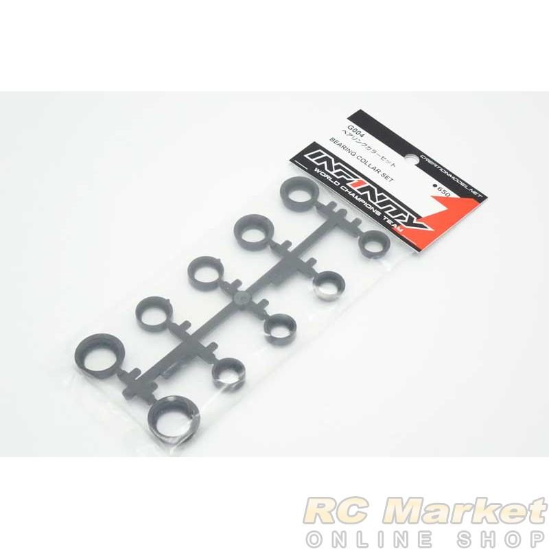 INFINITY G004 IF15W Bearing Collar Set