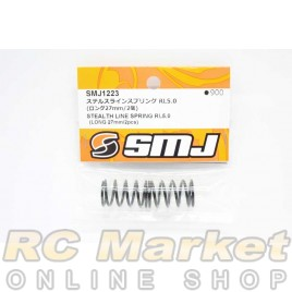 SMJ SMJ1223 Stealth Line Spring RL5.0 (Long 27mm/2pcs)