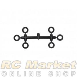 SERPENT 500725 Steeringblock Shim 1mm (6) SRX2 Gen3
