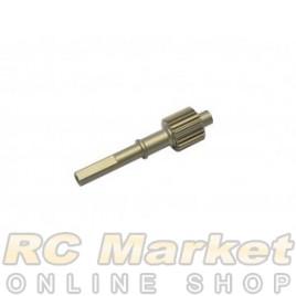 SERPENT 500813 Top Shaft 21T SRX4 Gen3