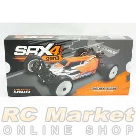SERPENT 500015 Spyder SRX4 Gen3 4wd 1/10 EP (Free Shipping)