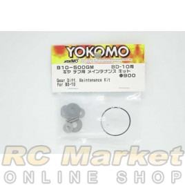 YOKOMO B10-500GM Gear Diff. Maintenance Kit for BD10