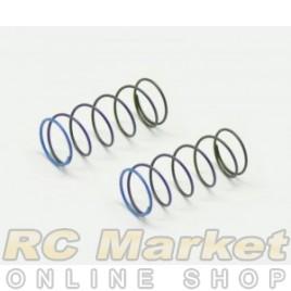 SERPENT 500227 Shock Spring Blue 3,4lbs FR (2) SRX2