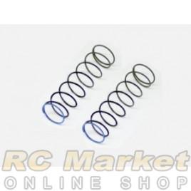 SERPENT 500233 Shock Spring Blue 2,3lbs RR (2) SRX2
