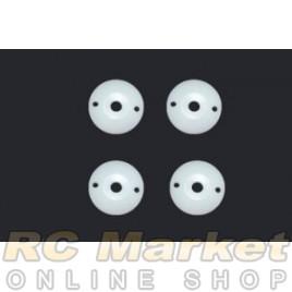 SERPENT 500238 Shock Piston Conical 2 Holes (4) SRX2
